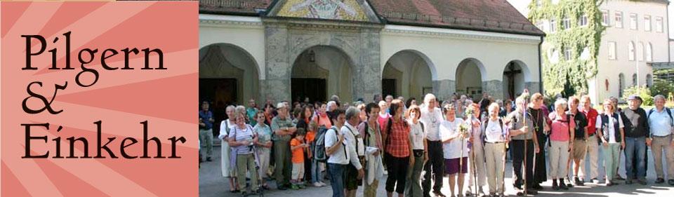 """Zwei Routen des """"Via Nova"""" kreuzen sich in Schweiklberg."""