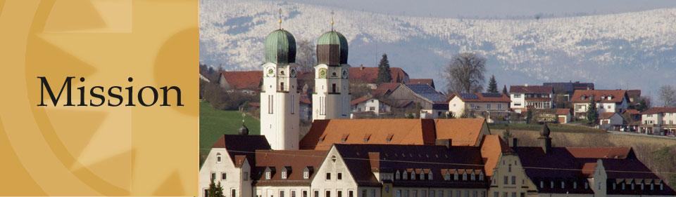 Mariahilf-Missionsverein e.V - Abtei Schweiklberg